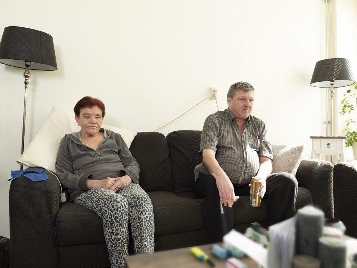 De bewoners van tuindorp Frankendael